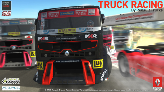 Truck Racing Download Jogo Renault Truck Racing   Pc